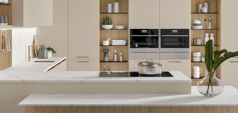 Stylish kitchen Long Eaton Nottingham